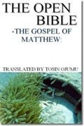 The Open Bible - The Gospel of Matthew
