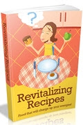 Revitalizing Recipes